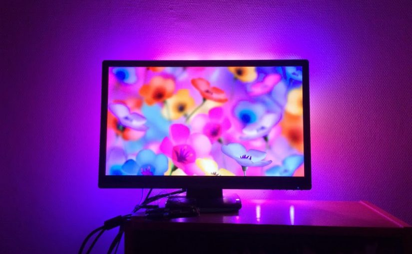 Cool stuff! DIY FPGA-based HDMI ambient lighting